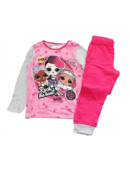 Pijama roz, Rock the beat 128 cm 0