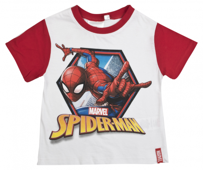 Pijama Spiderman maneca scurta [2]