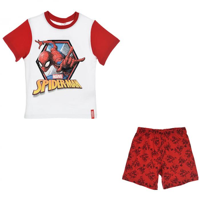Pijama Spiderman maneca scurta [0]