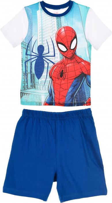 Pijama Spiderman maneca scurta 1