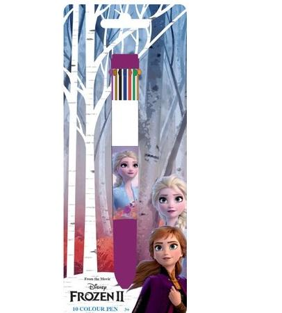 Pix Frozen II 10 culori 15 cm 0
