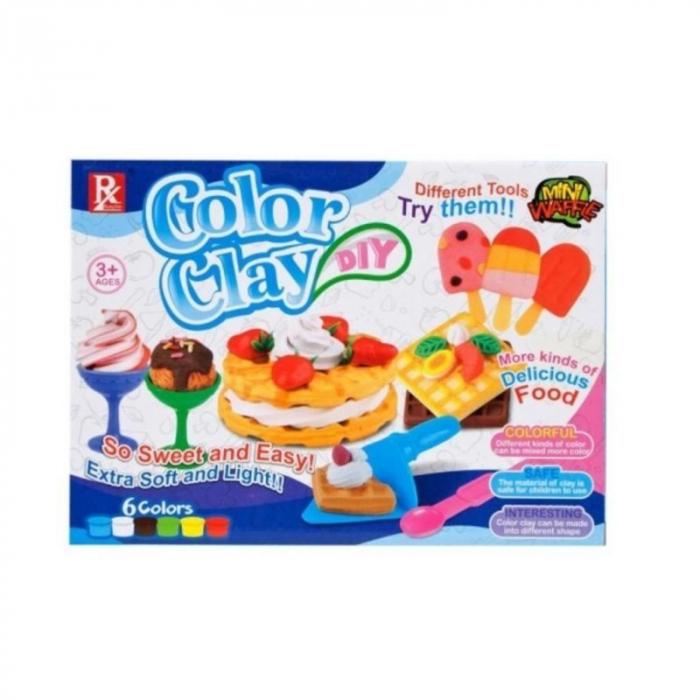 Plastilina Color Clay dulciuri [0]