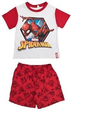 Pijama Spiderman maneca scurta [1]