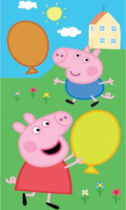 Prosop maini Peppa Pig, 30x50 cm [0]