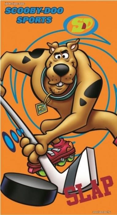 Prosop microfibra maini Scooby Doo [0]