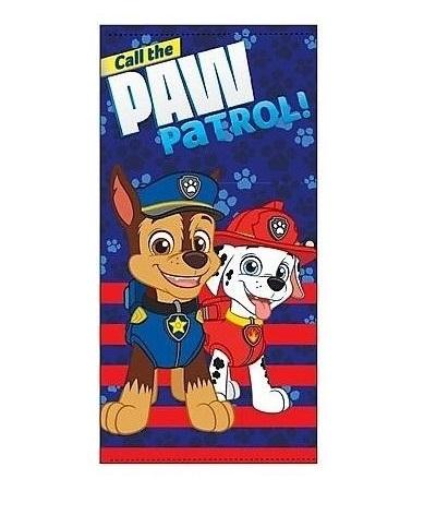 Prosop Paw Patrol Call the Paw 70 X 140 CM poliester 0