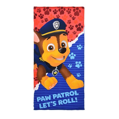 Prosop Paw Patrol Paw Roll 70 X 140 CM poliester [0]