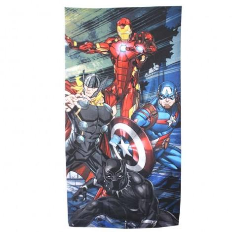Prosop plaja Avengers microfibra 140x70 cm 0