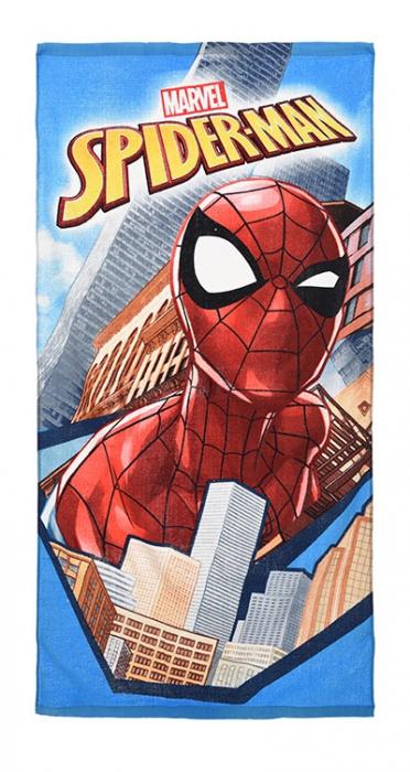 Prosop plaja microfibra Spiderman [0]