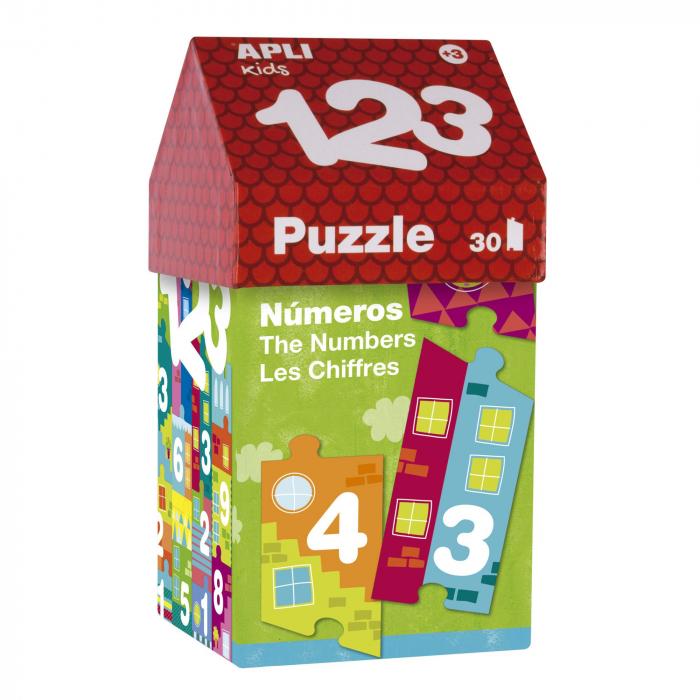 Puzzle 123 Casa Numerelor [0]