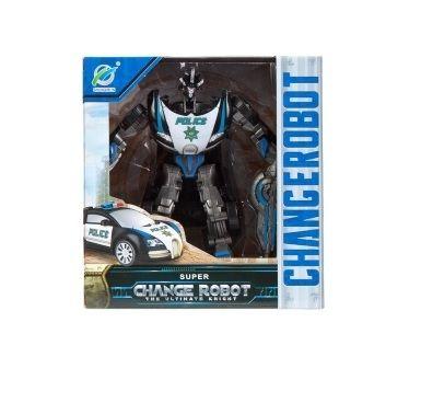 Robot 338-80 Rescue Police negru [0]