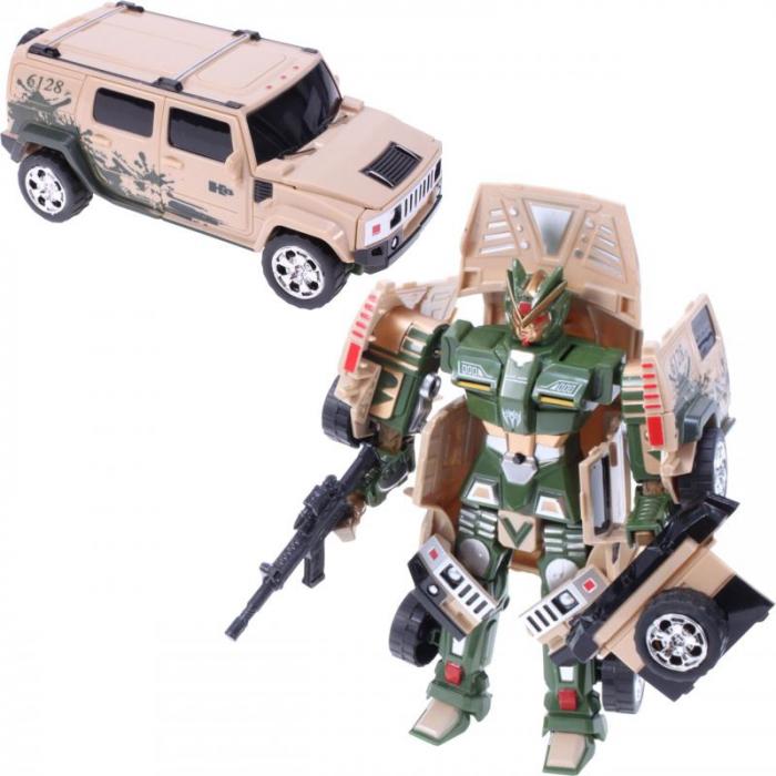 Robot de jucarie, transformabil Army [0]