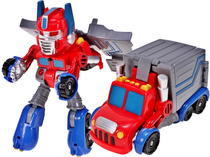 Robot de jucarie, transformabil masina [0]