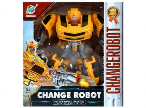 Robot Mega Creative 2 in 1 transformer 0