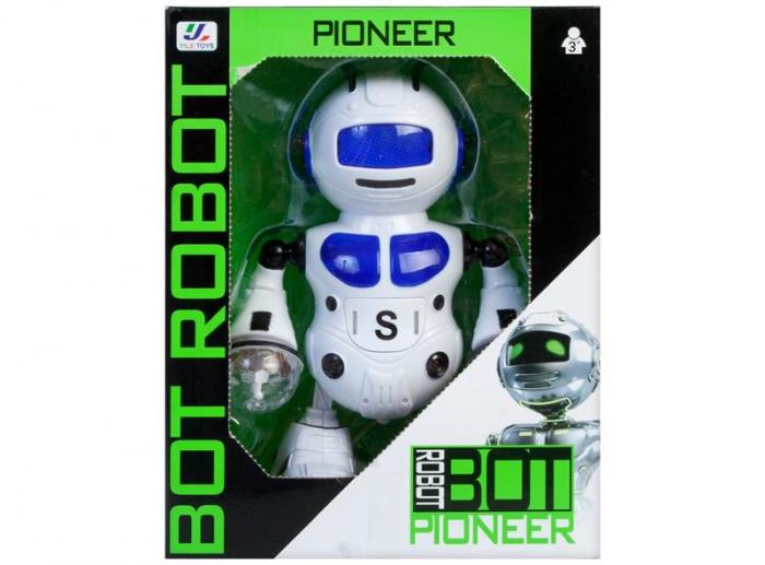 Robot Smart jucarie alba 22X28X10 cm 0