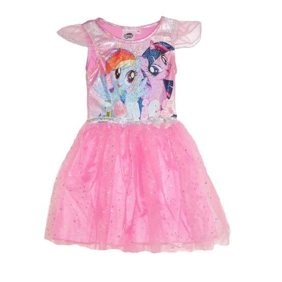 Rochie fetite cu tul, fara maneci, My Little Pony, unicorn [0]