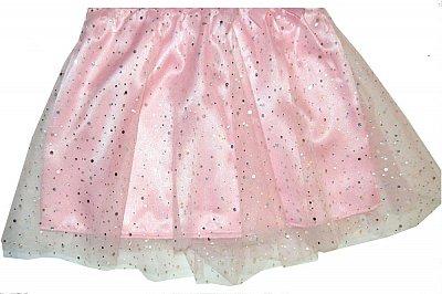 Rochie Frozen roz 6 ani 1