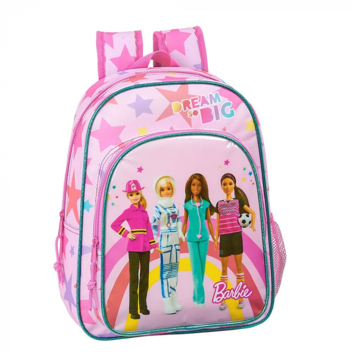Ghiozdan Barbie Dream 34 cm 0