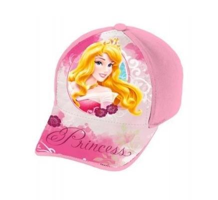 Sapca Printesele Disney roz 52 cm 0