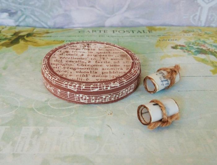 Scrisoare cadou pentru sot - puzzle in mini-borcan (model 3) [3]