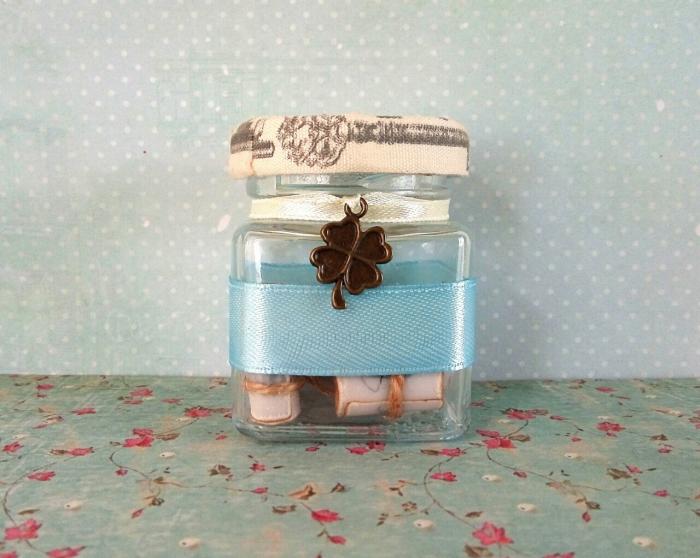 Scrisoare cadou pentru sotie - puzzle in mini-borcan (model 6) [2]