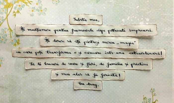 Scrisoare cadou pentru iubita - puzzle in mini-borcan 4 [1]