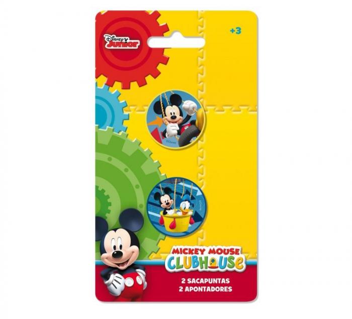 Set 2 ascutitori Mickey Mouse [0]