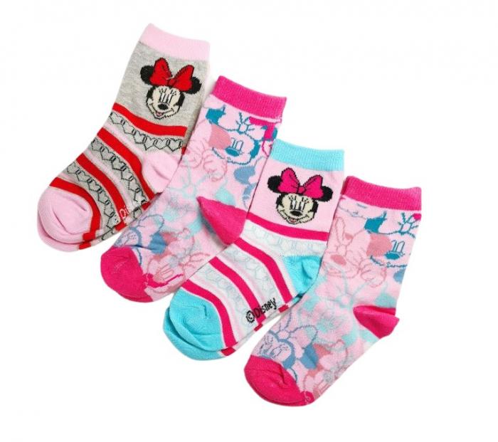 Set 2 sosete Minnie Mouse 0