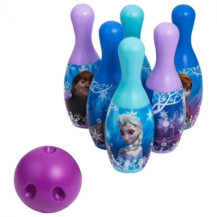 Set bowling plastic Frozen II 1