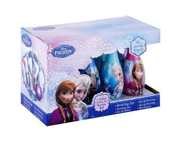 Set bowling plastic Frozen II 0