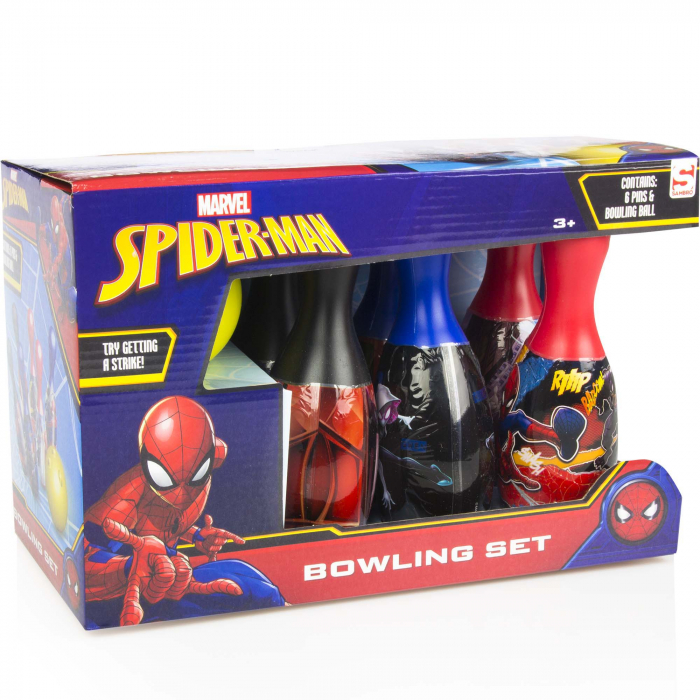 Set bowling Spiderman 0