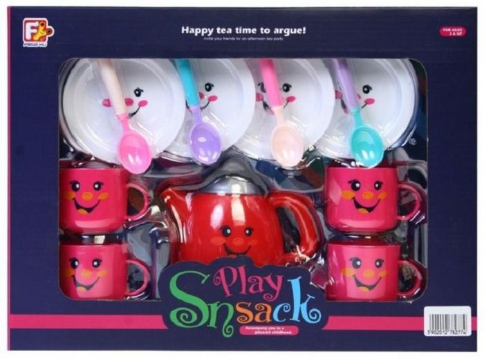 Set ceai pentru copii, Mega Creative,cu accesorii 0