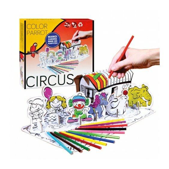 Set creativ Circul 3D 1