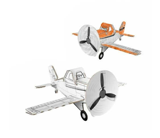 Set creativ Planes 3D 0