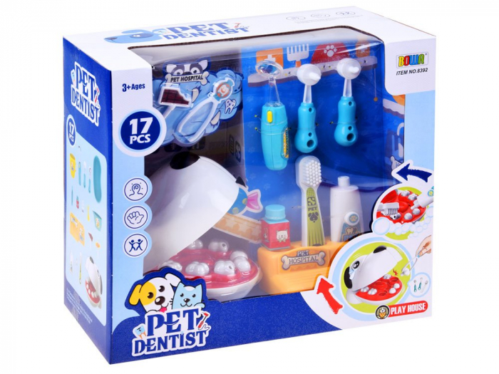 Set doctor Catel la dentist 17 piese [12]