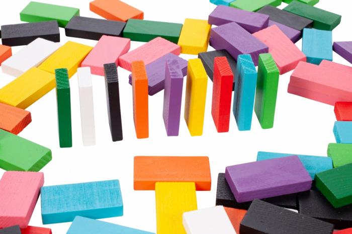 Set domino, 100 piese [4]
