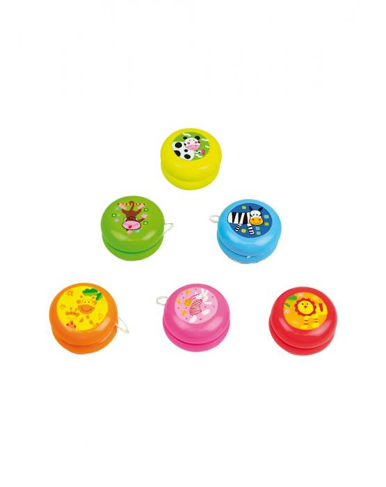 Yo-yo din lemn, animale [0]