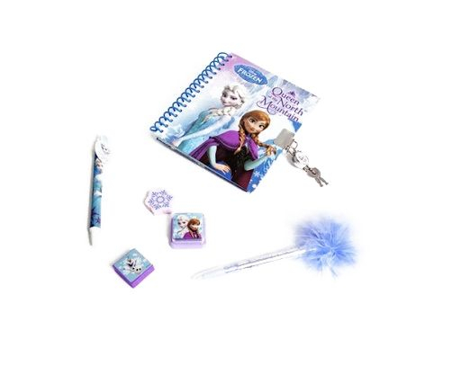 Set Jurnal si Pix Frozen 0
