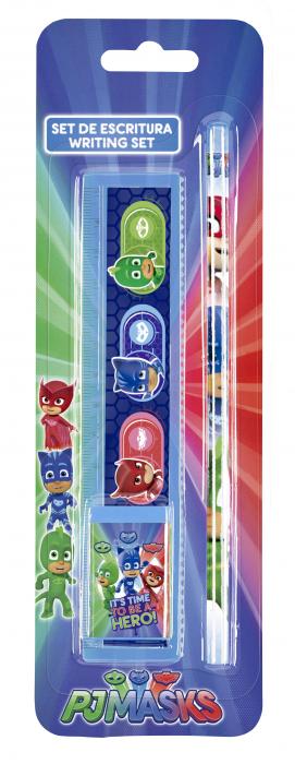Set rechizite PJ Masks 3 accesorii 1