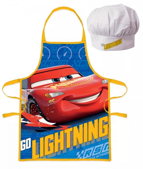 Set sort si boneta de bucatar Cars Go Lightning [0]