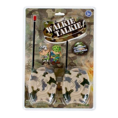 Set walkie talkie army 0