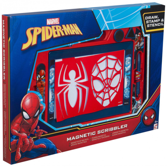 Spiderman - Tablita magnetica pentru desen [2]