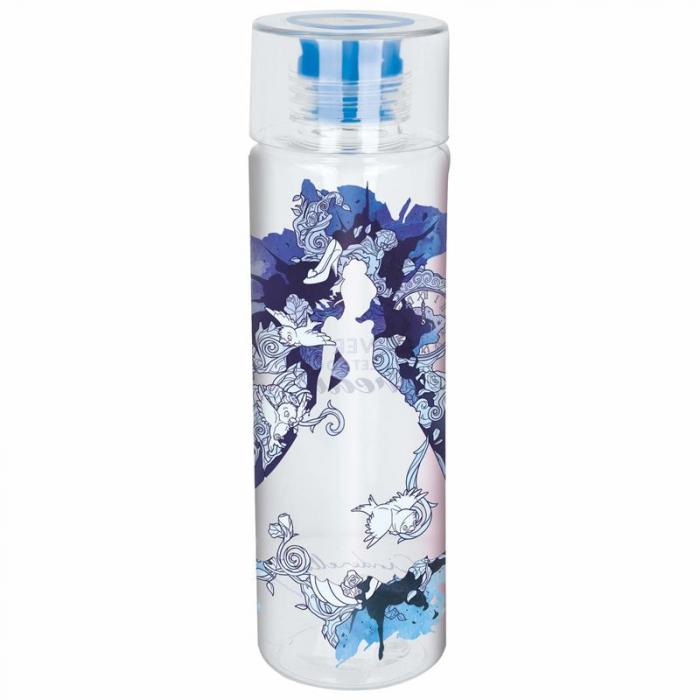 Sticla apa plastic cu dop silicon Young 590 ml 0