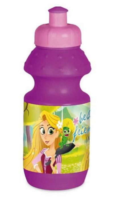 Sticla plastic pentru apa Rapunzel 400 ml 0