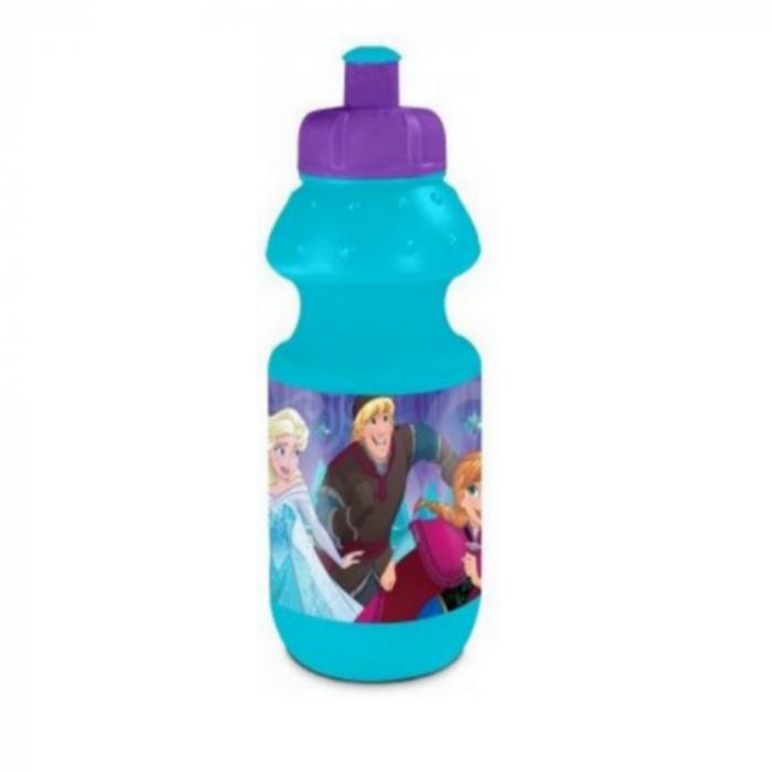 Sticla plastic pentru lichide , Disney Frozen , 400 ml [0]