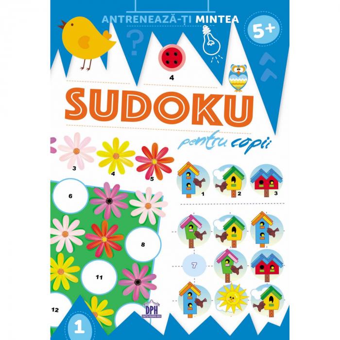 Sudoku pentru copii [0]