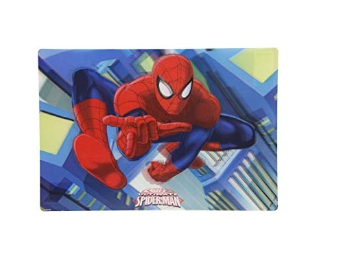 Suport farfurie pentru servit masa Spiderman Fly 3D 45x30 cm 0