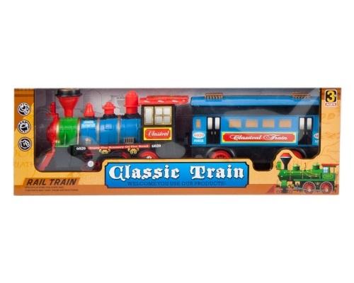 Trenulet clasic 39x13x8 cm 0