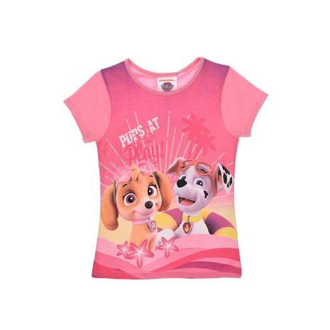 Tricou maneca scurta Paw Patrol Skye ,roz,5 ani 0