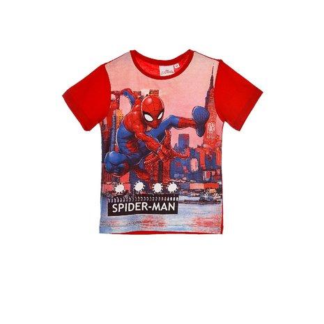 Tricou maneca scurta Spiderman, rosu, 8 ani 0